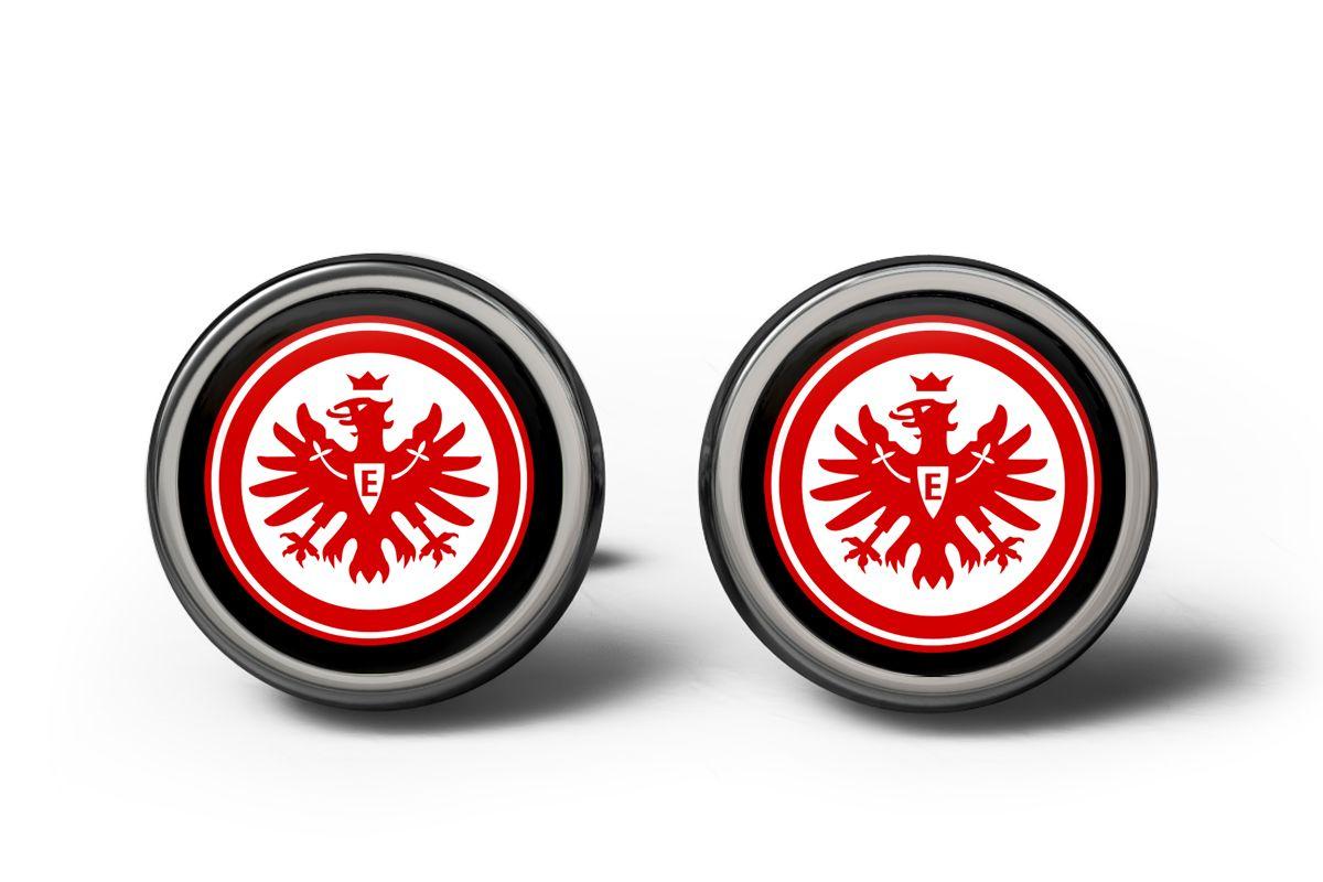 EINTRACHT FRANKFURT FC CUFFLINKS MANSCHETTENKNÖPFE #cufflinks #christmasgifts #germanfootball