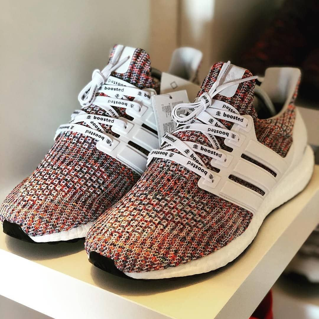 🌈🌈 Ultraboost 4.0 Multicolor with