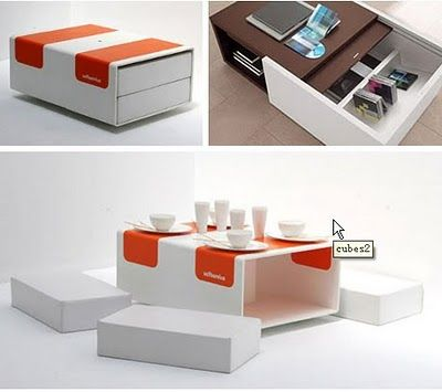 Space Saving Furniture Ideas functional space saving furniture ideas - modern homes interior
