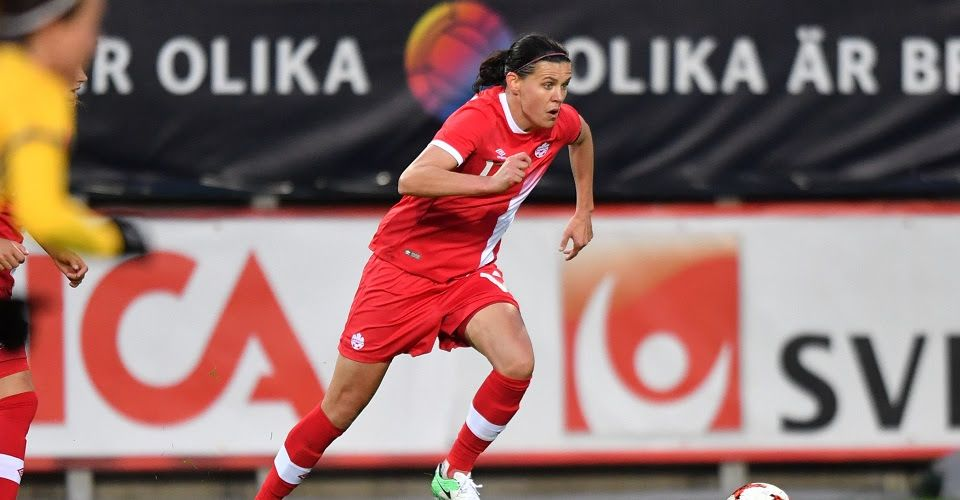 Canada Soccer's Women's National Team faces Olympic winner ...