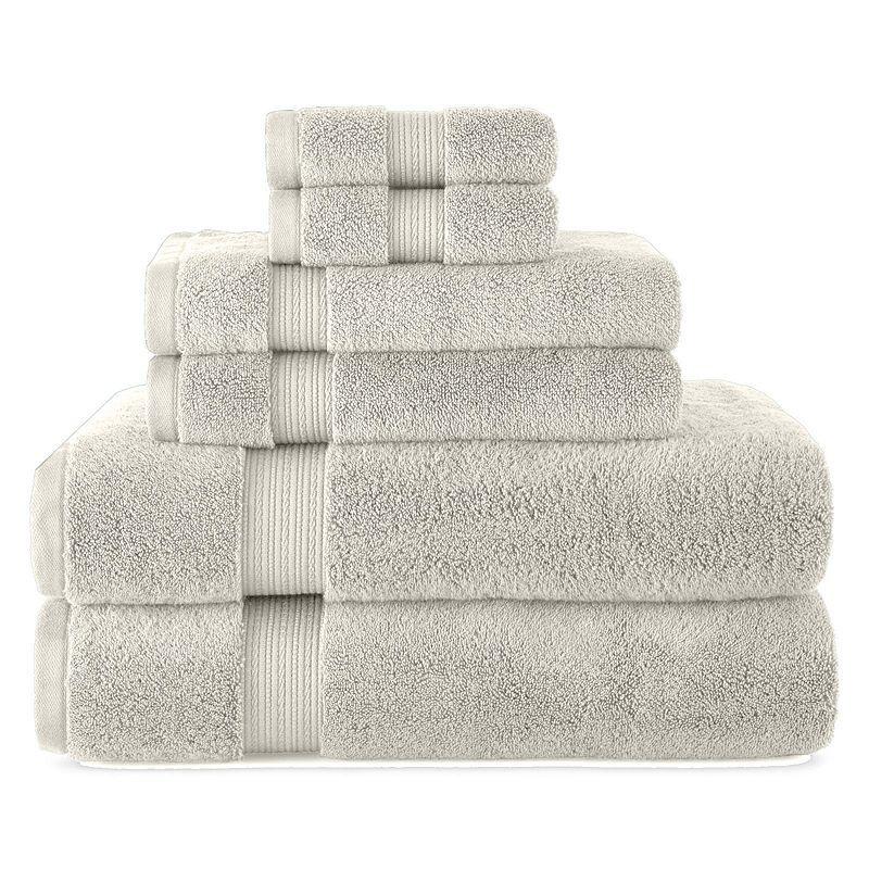 Royal Velvet Signature Soft Solid Bath Towels Bath Towels Signature