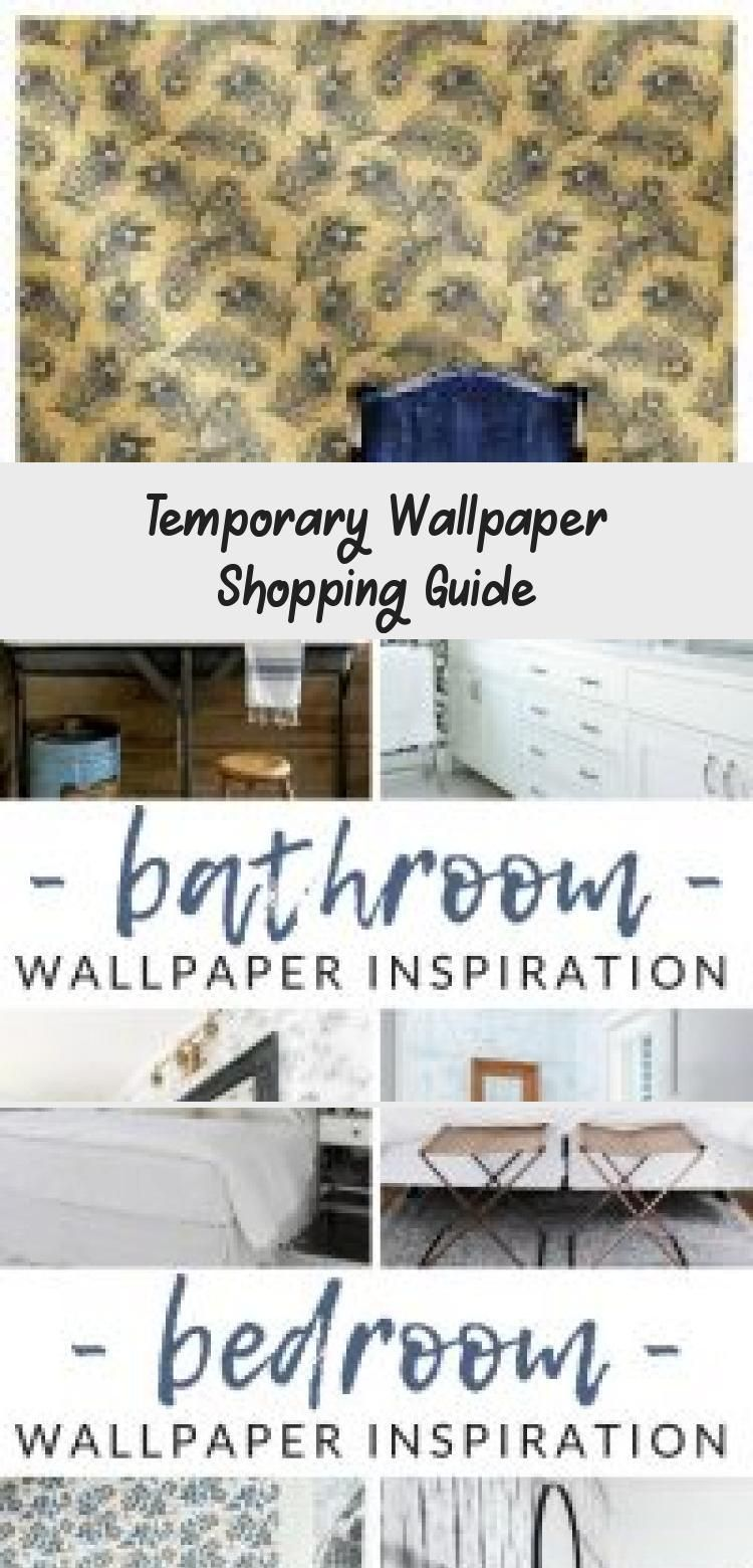 Temporary Wallpaper Shopping Guide Bathroom Temporary Wallpaper Kitchen Wallpaper Inspiration Bathroom Wallpaper Waterproof