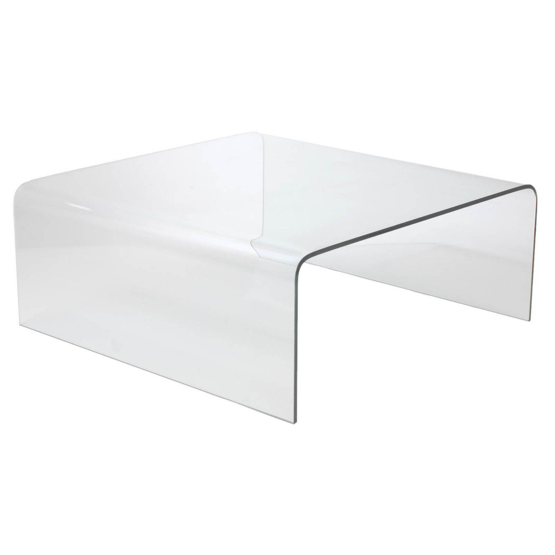 Modern glass end table  Euro Style Ginny Coffee Table  TG  Coffee Tables  Pinterest