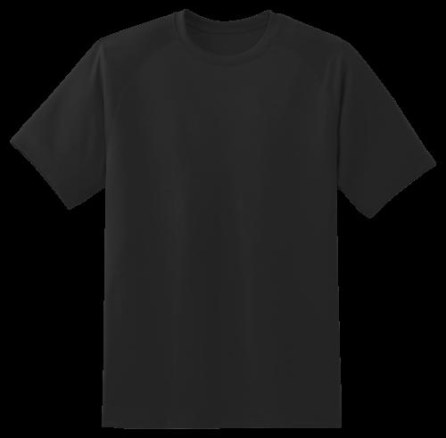 Black T Shirt Png Transparent Image Kaos Kemeja Kemeja Pria