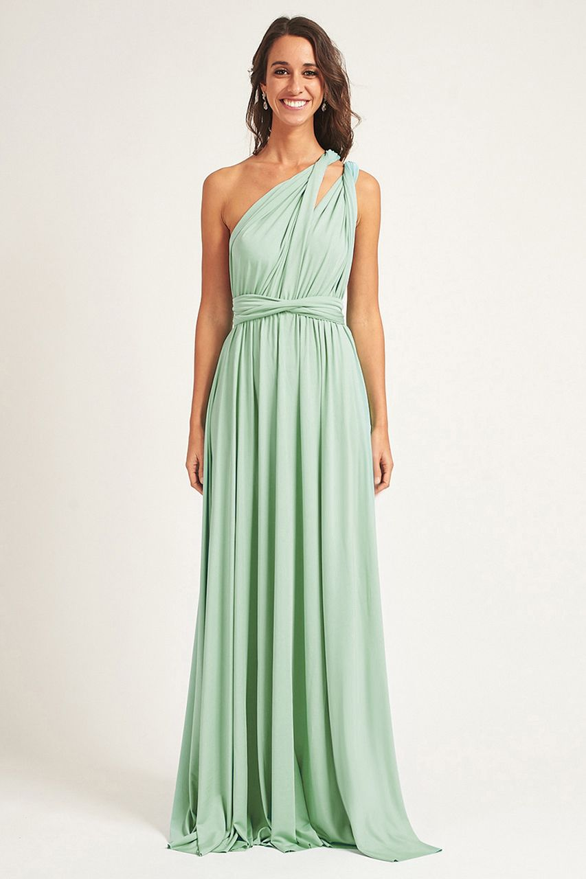 Maxi Convertible Dress Sage Turquoise Bridesmaid Dresses Convertible Bridesmaid Dress Dresses