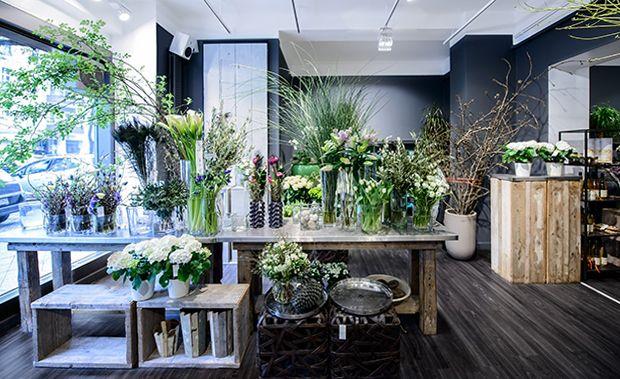 Blumen koch berlin meisterbetrieb f r farblich for Einrichtung deko shop
