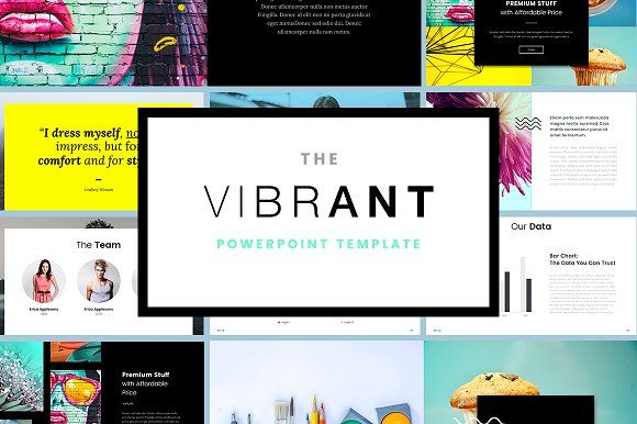 The vibrant powerpoint template by pitchlabs on the vibrant powerpoint template by pitchlabs on creativemarket toneelgroepblik Images