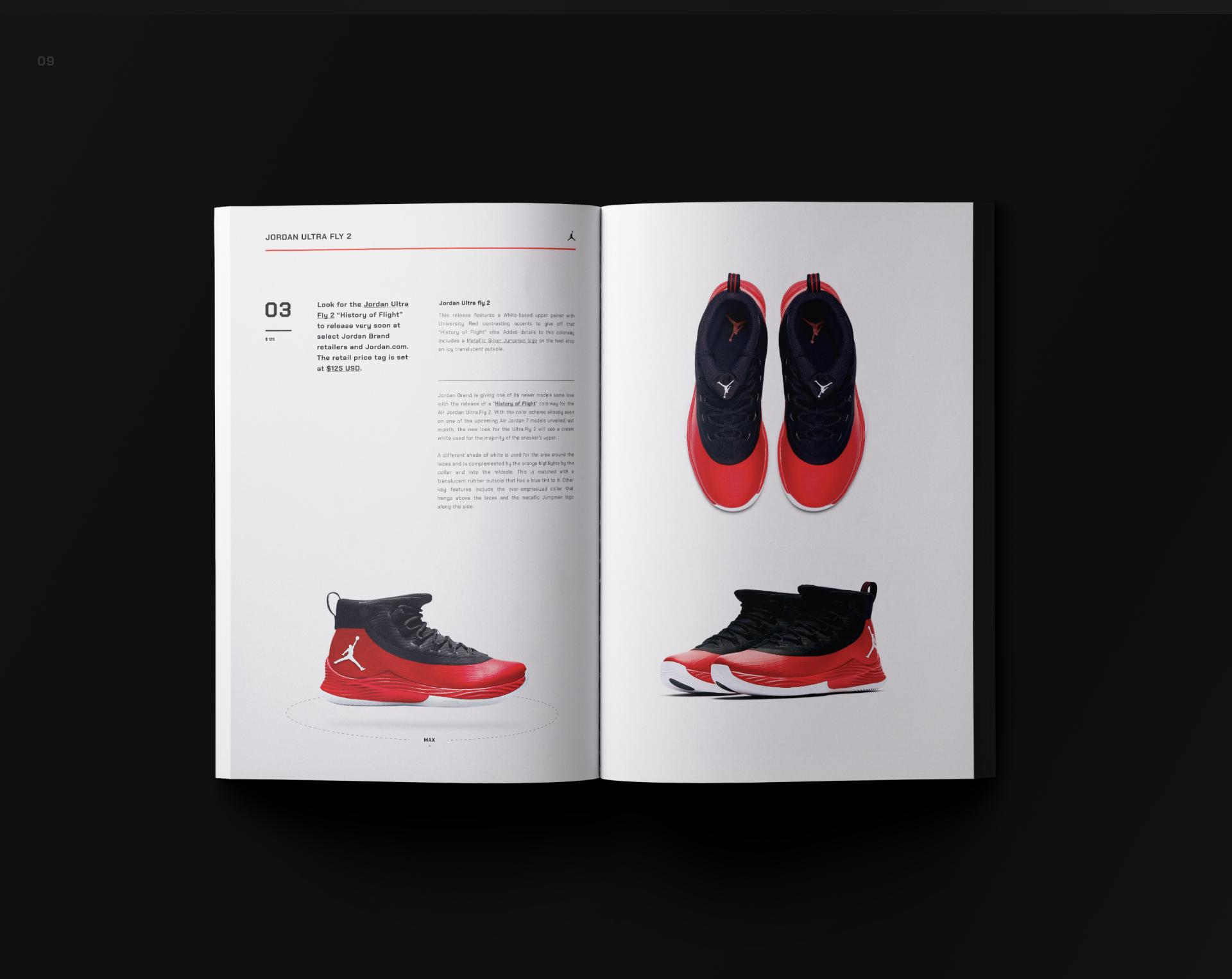 jordan shoes catalogue