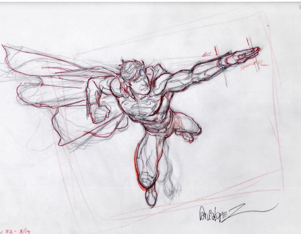 Superman by José Luis García-López  Comic Art