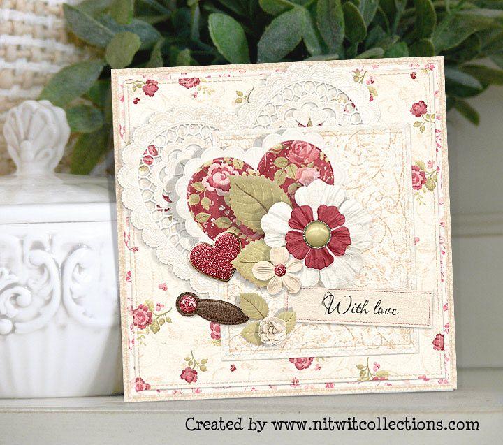 With Love..... - Scrapbook.com
