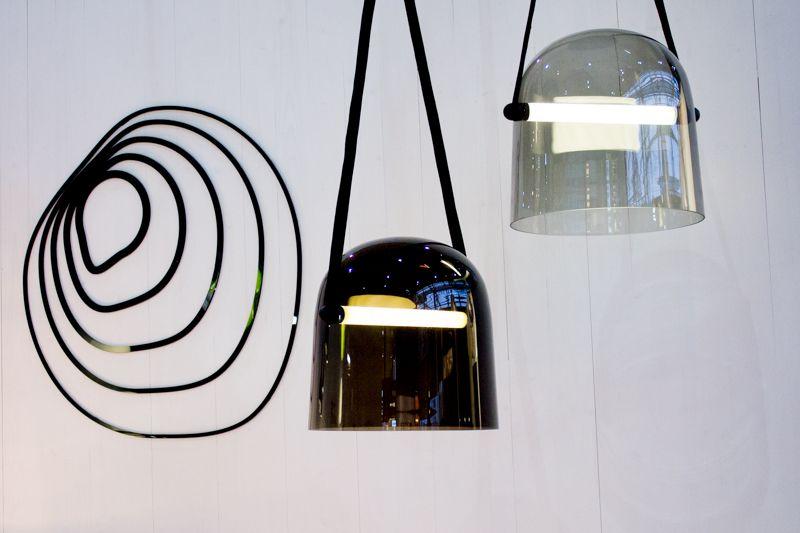 New pendants by Czech brand Brokis  - A walk through Maison&Objet January 2014  | Flodeau