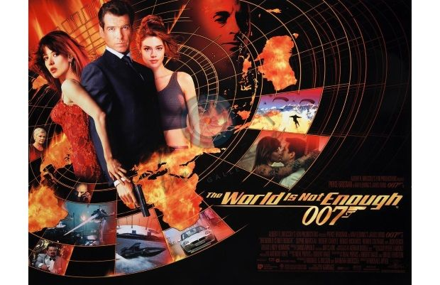 James Bond 007 Revisiting The World Is Not Enough Den Of Geek