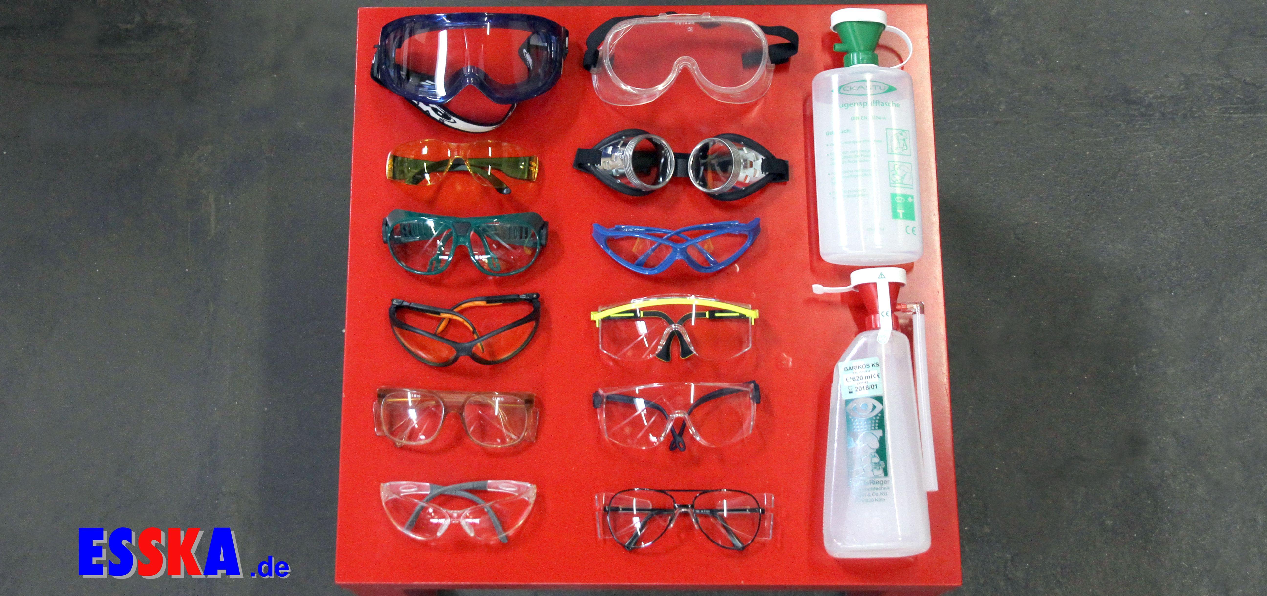 #Augenschutz und #Brillen bei #ESSKA.de