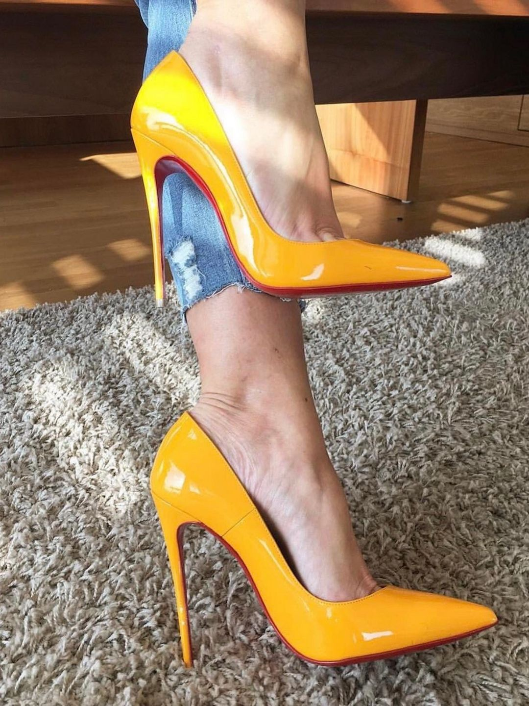 32547968983d Pin by Style Estate on If The Shoe Fits