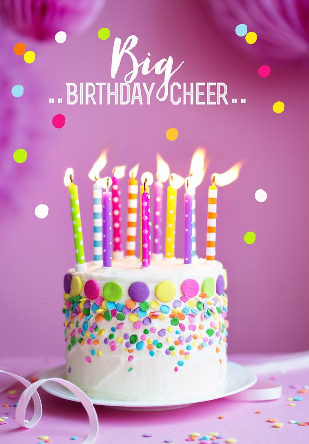 Happy Birthday Cake Candles 628x900 Large Fun With