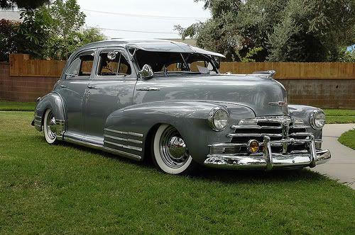 48 chevy 48 chevy photo bomberville for 1948 chevy fleetline 4 door