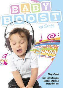Baby Boost Nursery Rhymes Volume 1 (DVD, 2008) 48 Songs Toddler Children Kids