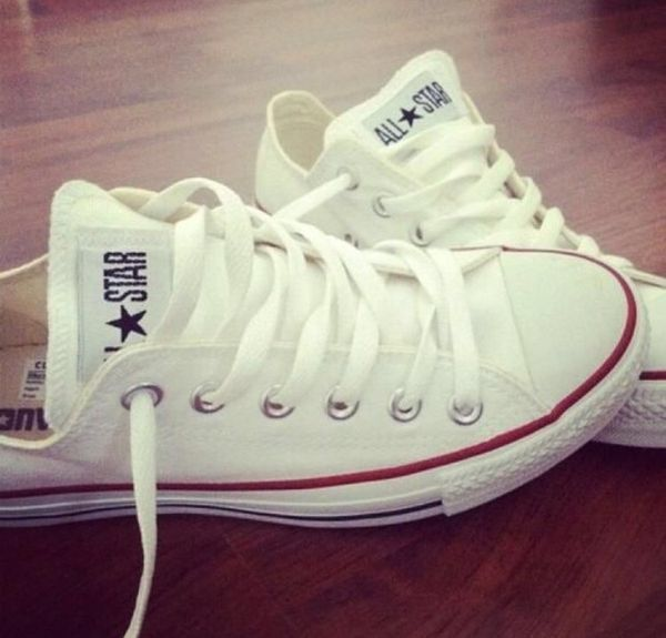Brand new converse   Shoes, Cute shoes, White converse