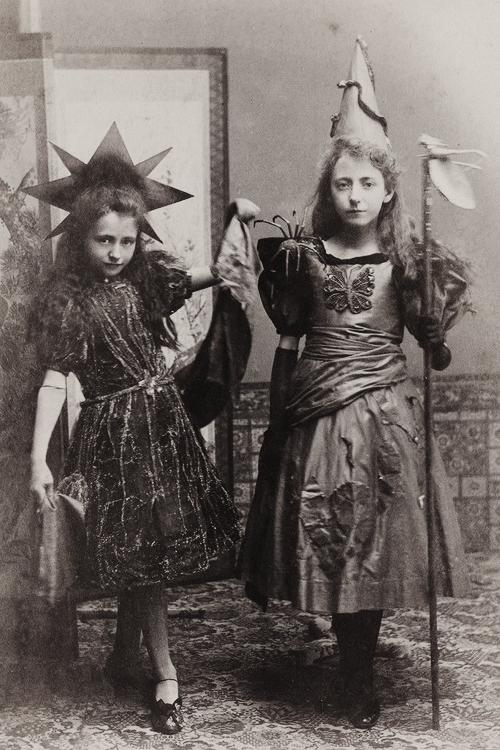 New Art Print 4 X 6 Victorian Trio of Witches Photograph Halloween 1860
