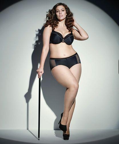 Plus Size Fashion News: Plus Supermodel Ashley Graham New ...