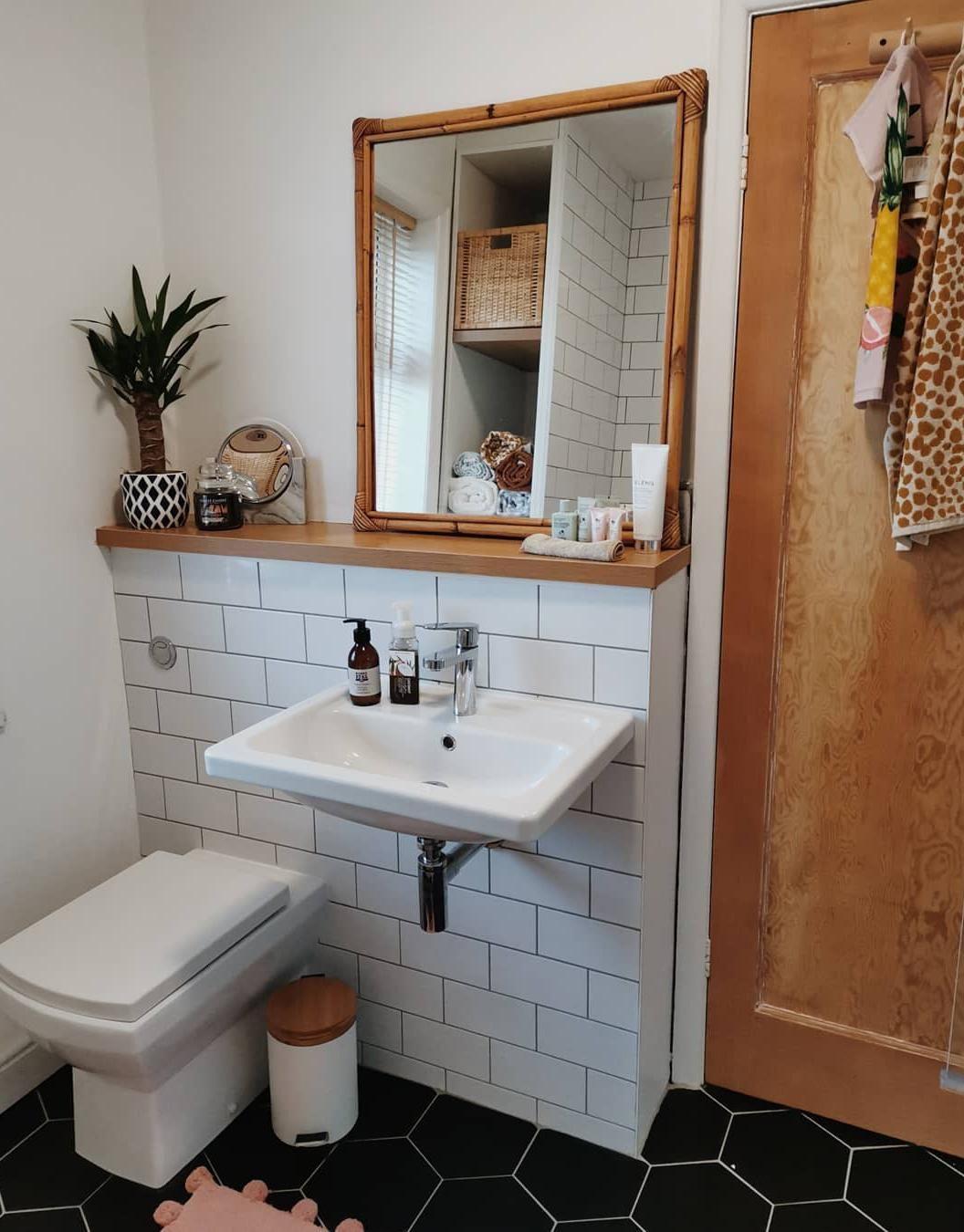 50 Small Bathroom Design Ideas For 2020 in 2020
