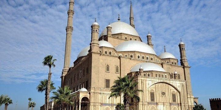 Great Mosque of Muhammad Ali, Cairo, Egypt