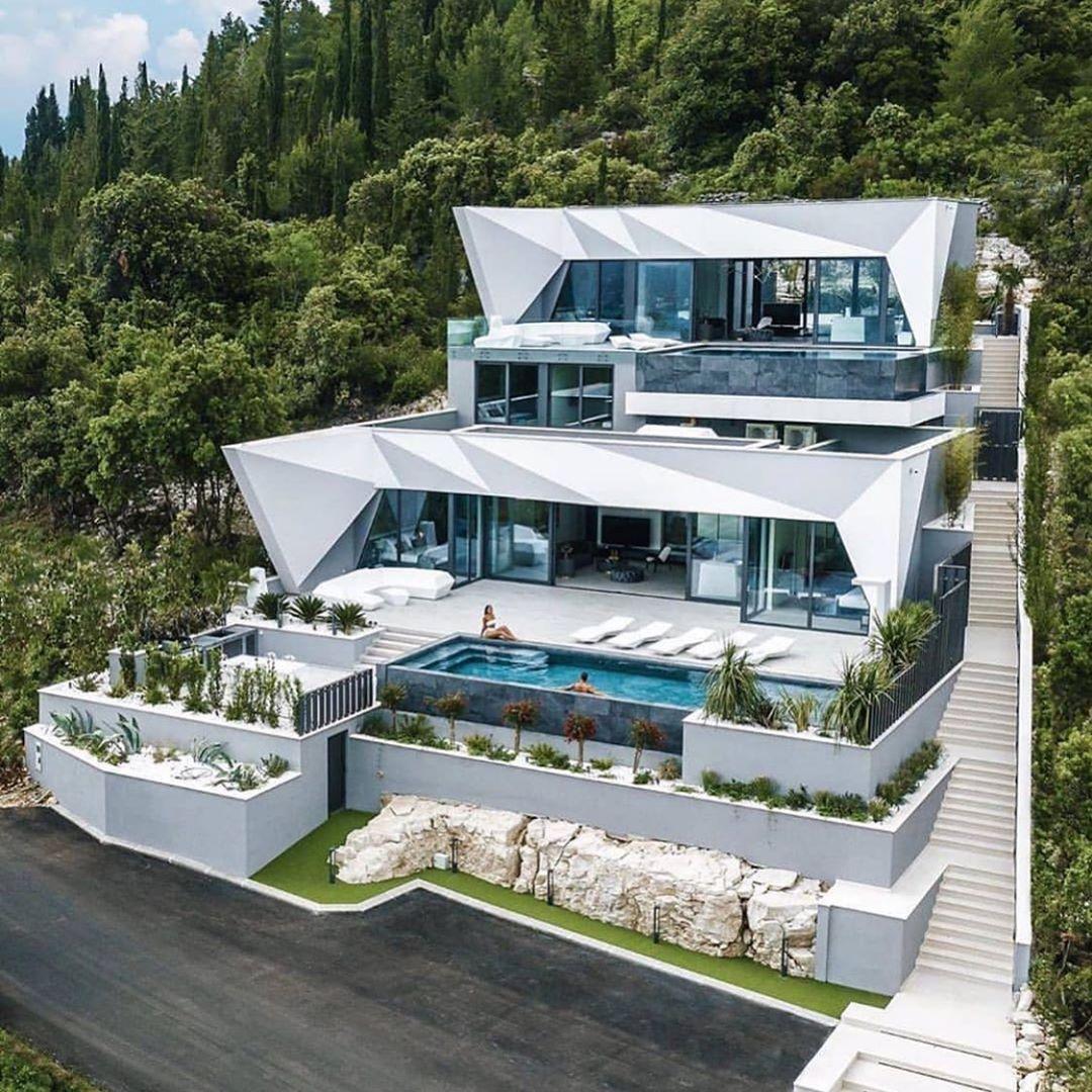 37++ Billionaire dream house modern mansion ideas