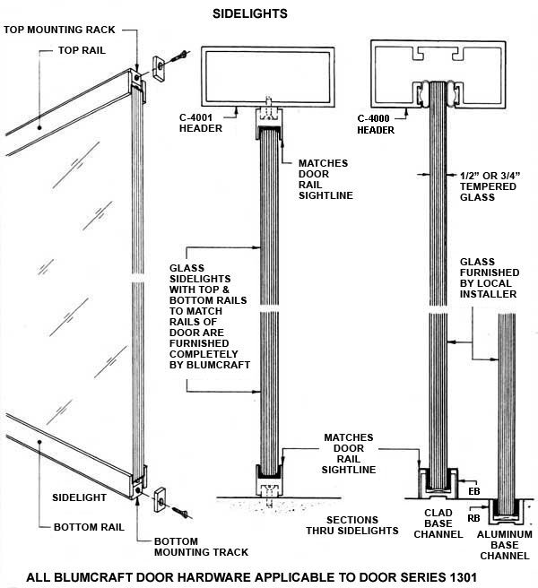 section pivot glass door - Google Search | DWG-Detail ...