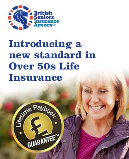 BSIA Life Insurance Guaranteed Acceptance for the over