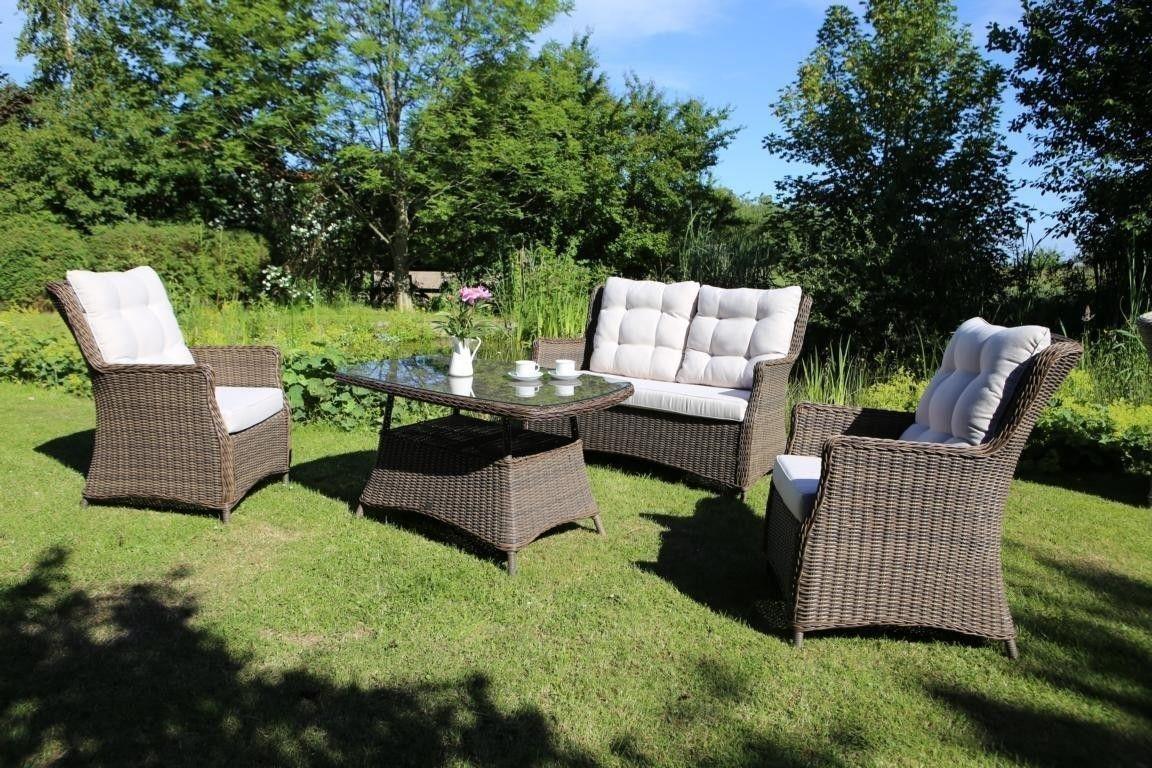 Genial Gartenmöbel Lounge Set Reduziert