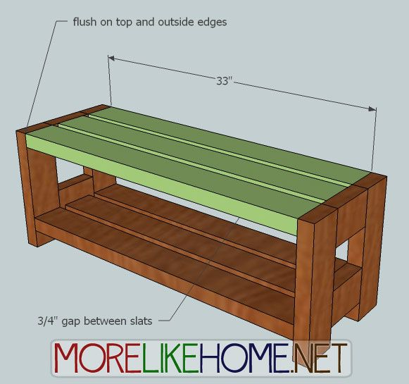 Day 8 - Build a Shoe Rack