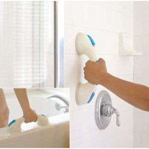Portable Support Grip Grab Handle - Bath & Shower Disability Aid ...