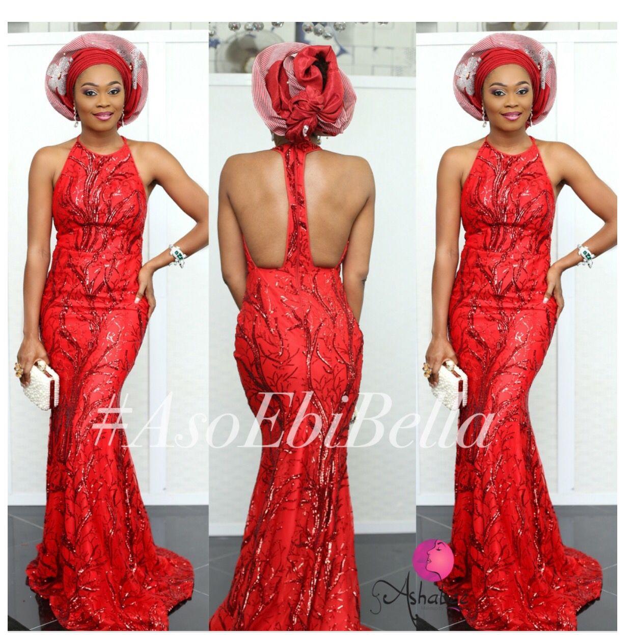 Lastest fashion, lace dress, Aso ebi, reception dress, prom dress ...