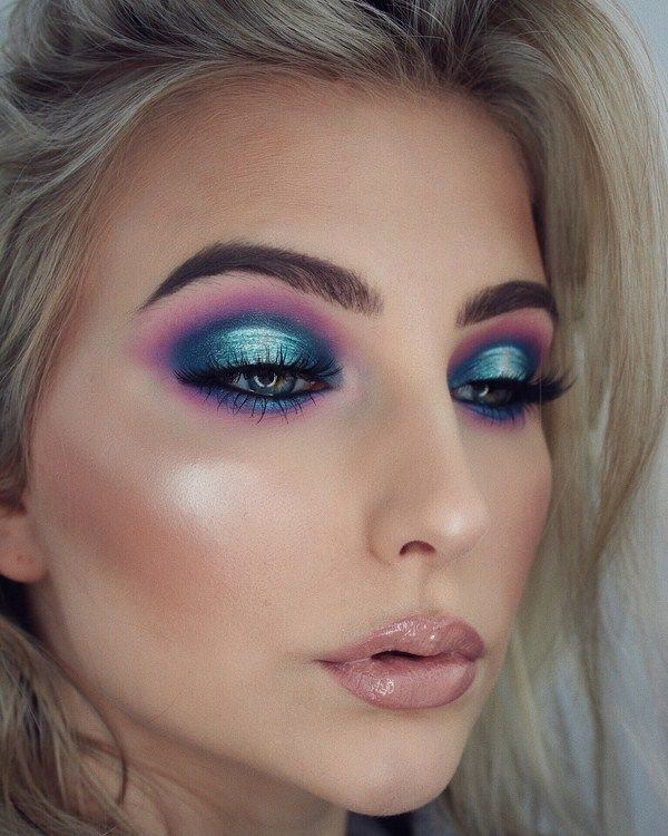 most up-to-date images Amazing Christmas Party Makeup Ideas