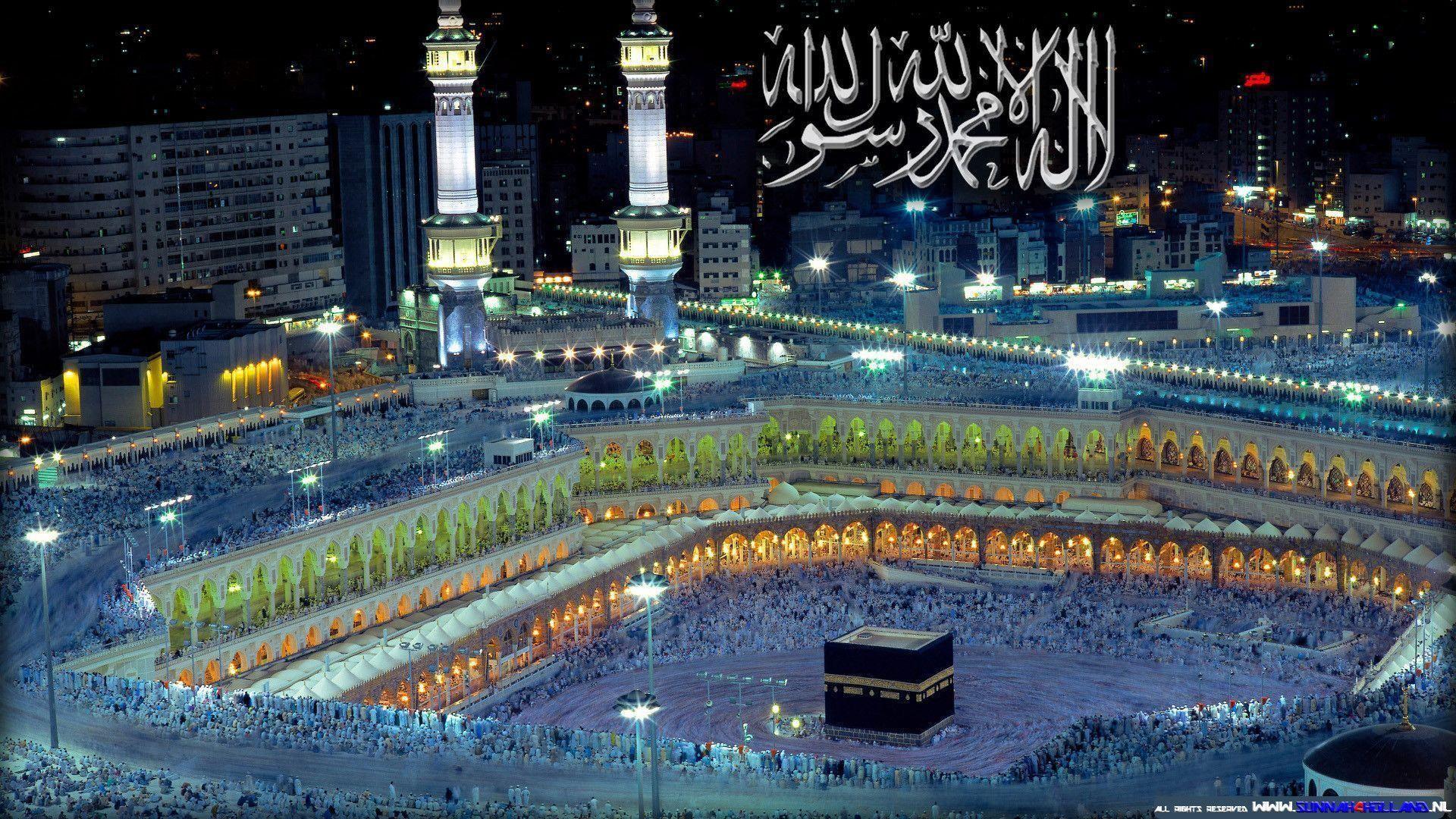 Mecca Wallpapers Wallpaper Cave Di 2020 Mekah Monumen Ziarah