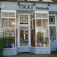 Tikki quilting shop in London. Who wants to go there with me ... : quilting shops london - Adamdwight.com