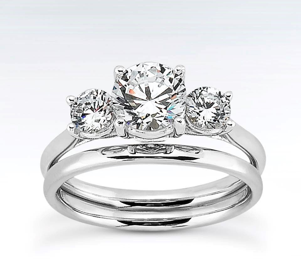rings stone gifts diamond uk cut trilogy ring costco platinum princess jewellery p apparel