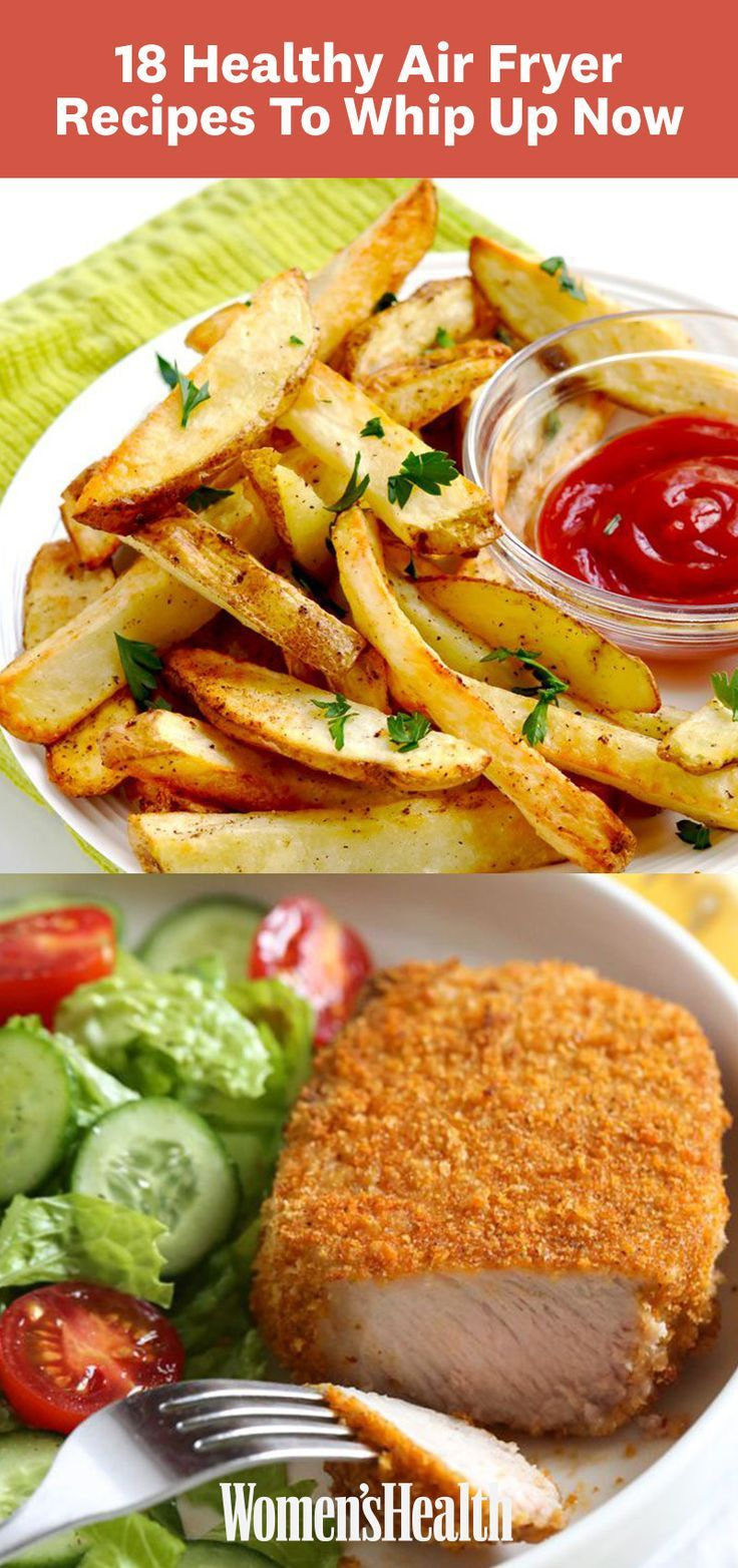 18 Healthy Air Fryer Recipes To Whip Up Right Now
