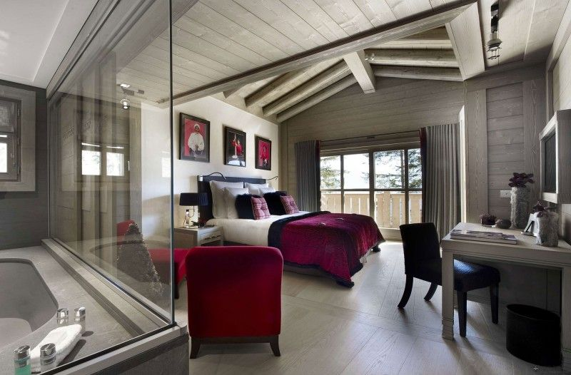 Chalet K2 in Courchevel, the French Alps | K2, Chalet style and ...