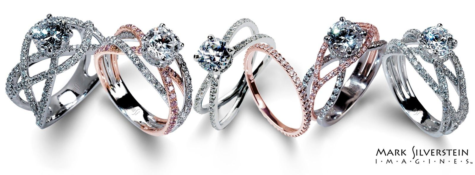 Top 5 Engagement Rings By Mark Silverstein Imagines Arthurs