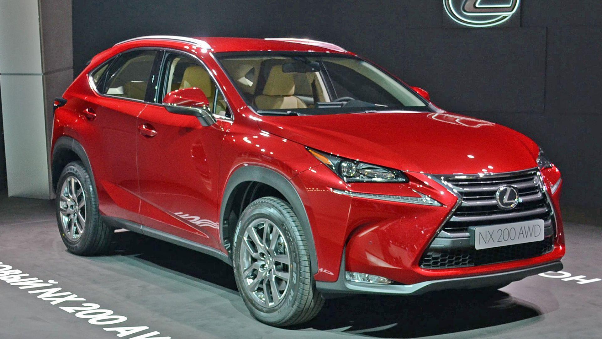 2019 Lexus Nx 200 First Pictures Lexus Lexus Nx 200t Lexus Suv