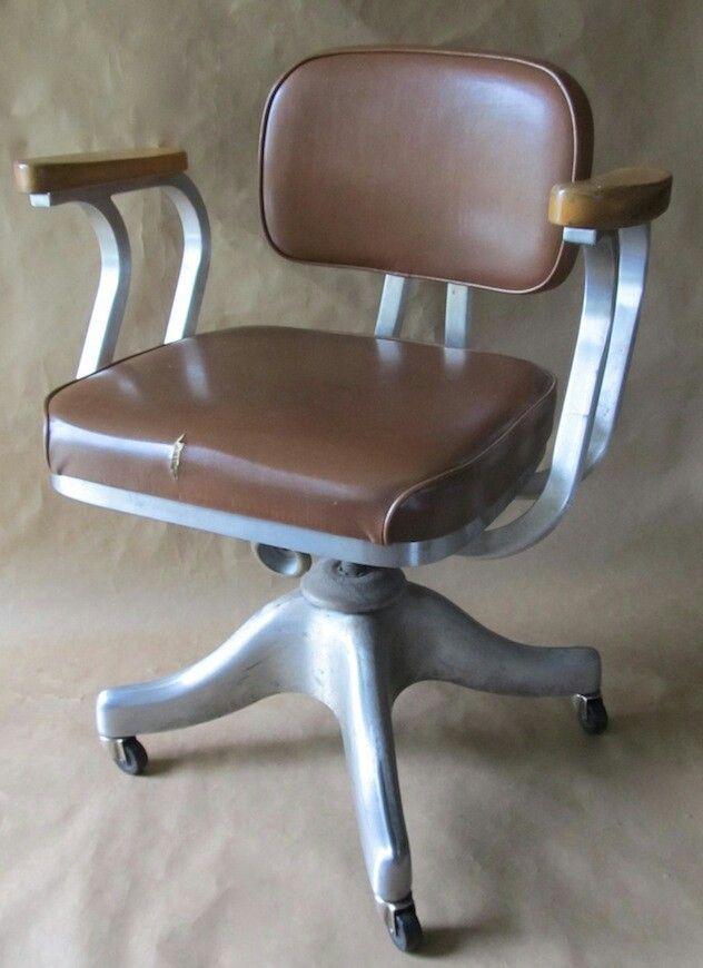Merveilleux Shaw Walker Industrial Tanker Chair