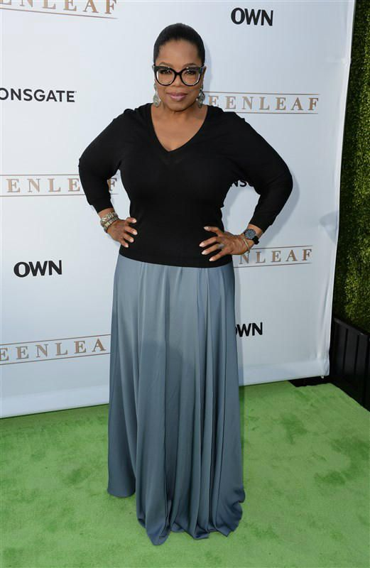 Oprah Winfrey is as slim as ever after losing 30 pounds