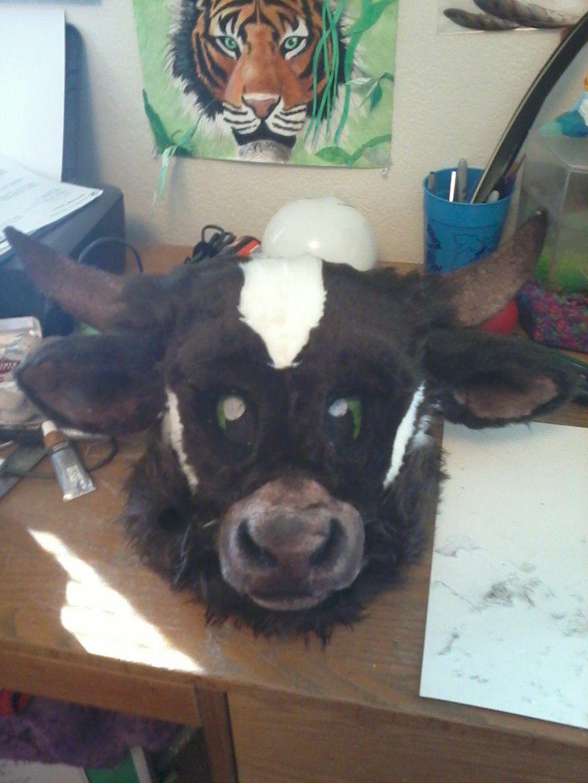 Cow WIP II by Woozles-Wonders.deviantart.com on @DeviantArt