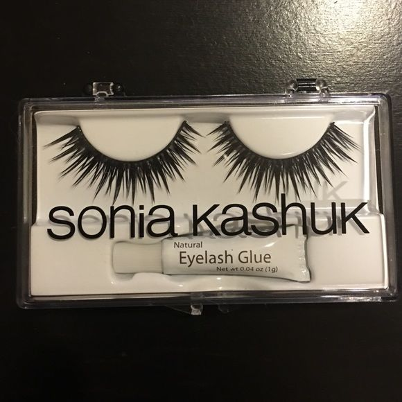 Sonia Kashuk lashes Brand new! Looks stunning on  Sonia kashuk
