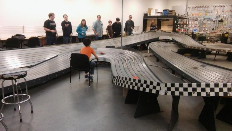 Chicagoland Raceway King Track In 2020 Car Racing Video Slot Car Tracks Chicagoland
