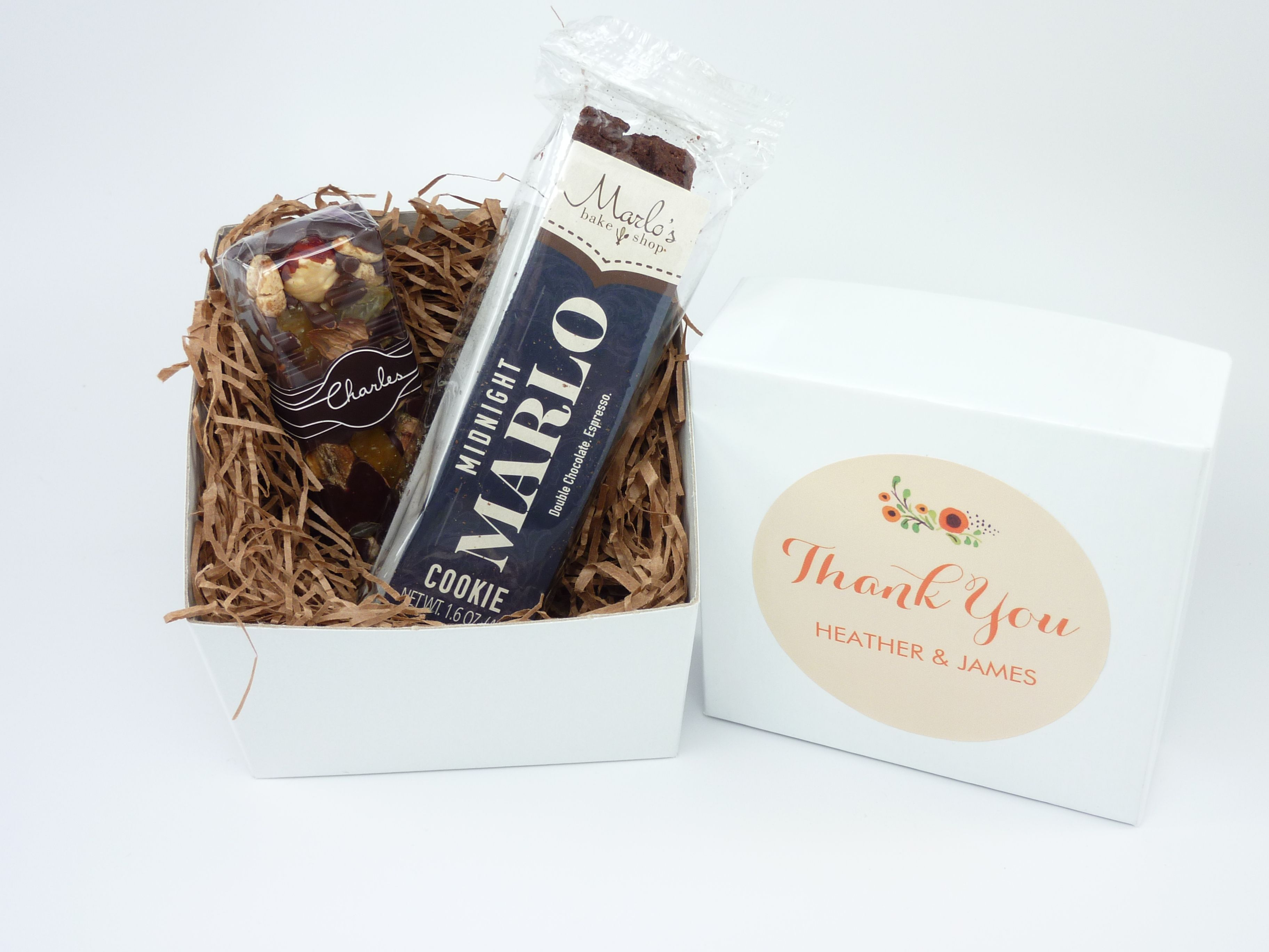 Awesome San Francisco wedding favors! http://www.sincerelysf.com ...
