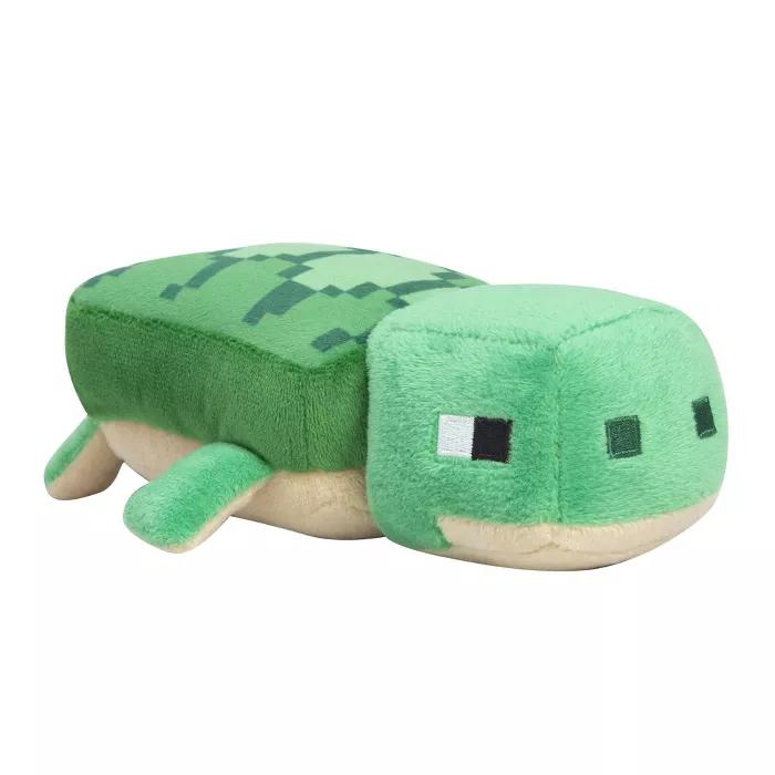 Minecraft Happy Explorer Sea Turtle Plush Turtle plush