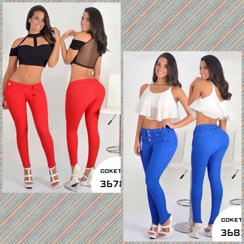 #skinny #jeans #levantacolas #colombiamos