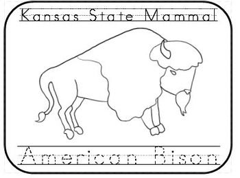 Kansas Day Coloring Pages With Traceable Words Free Kansas Day Kansas American History Lessons